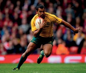 15 Minutes with…Kurtley Beale