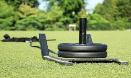 Drag Star: Running with a weight sled