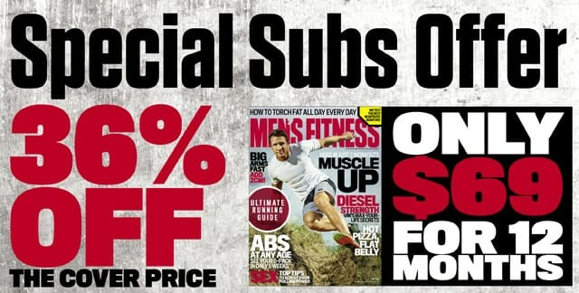 Subscription Offer