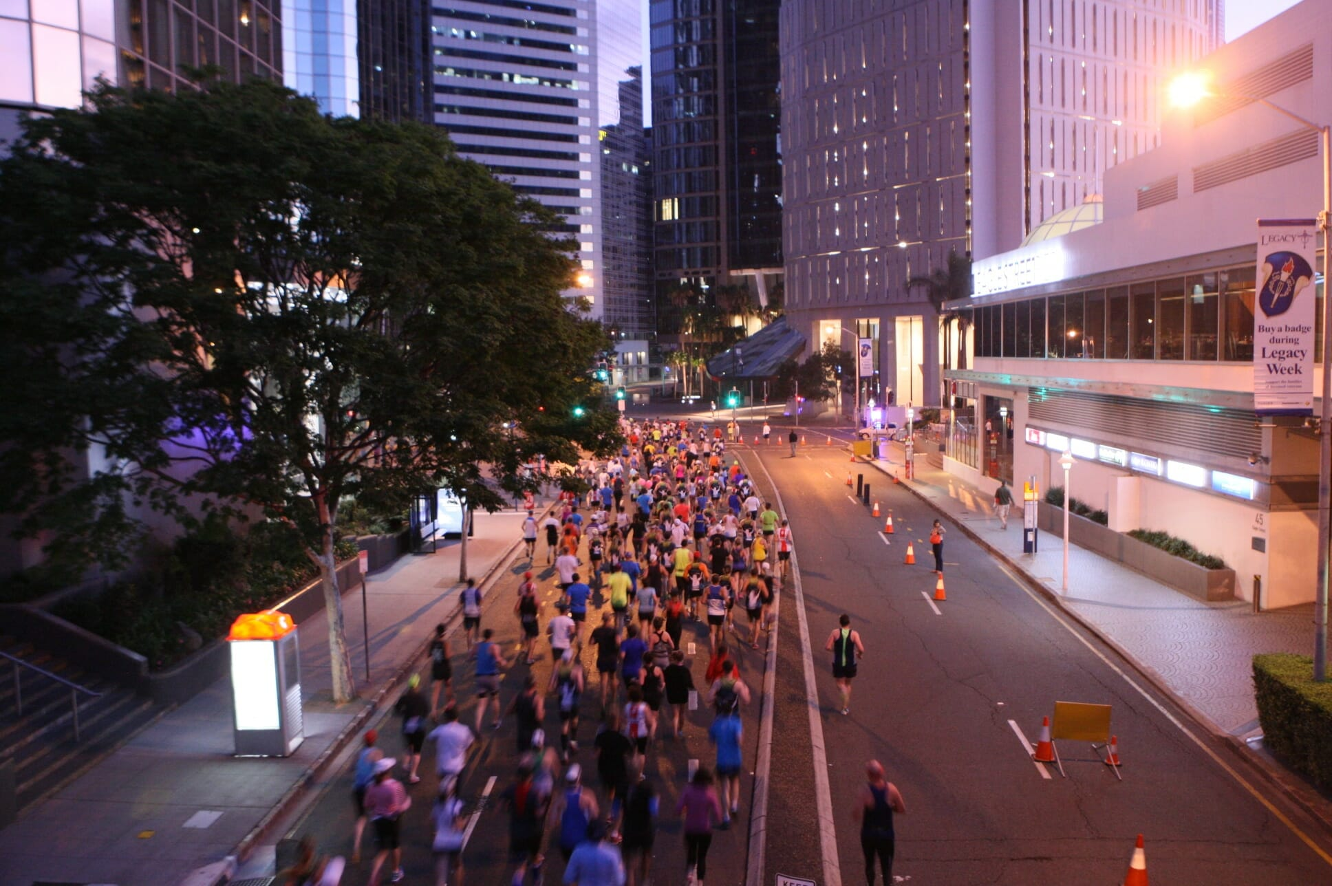 Set your sights on a marathon in 2016