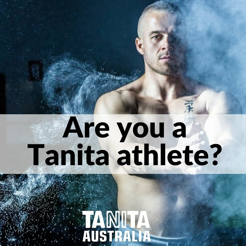 Are you a Tanita Athlete?
