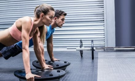 11 BOSU exercises that'll train your entire body