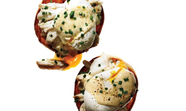 Breakfasts of champions: 5 classic recipes, redone