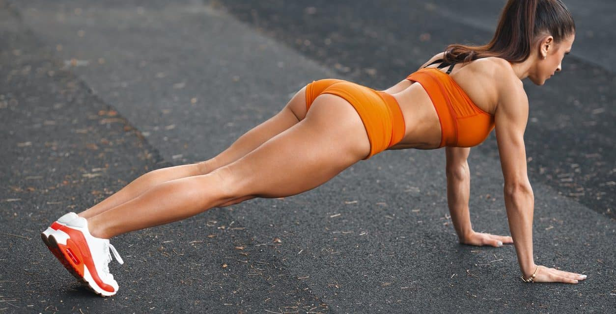 Plank Variations: Make it Harder