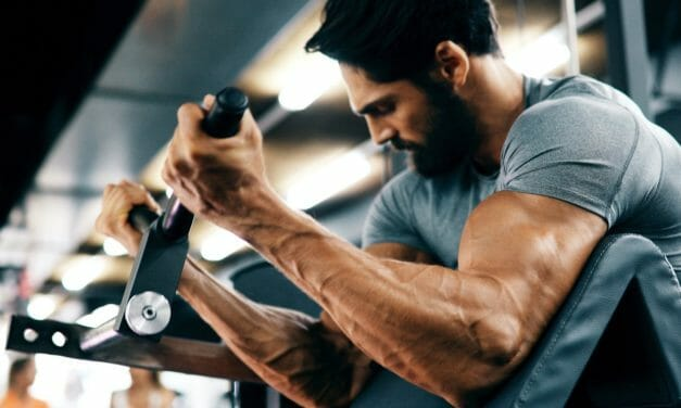 The 15 minute arm workout