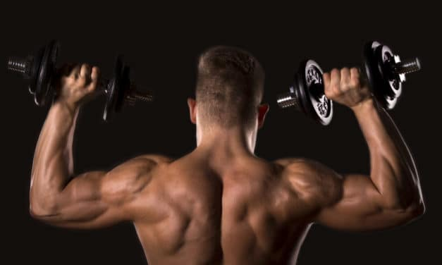30-minutes to 3D shoulder muscle