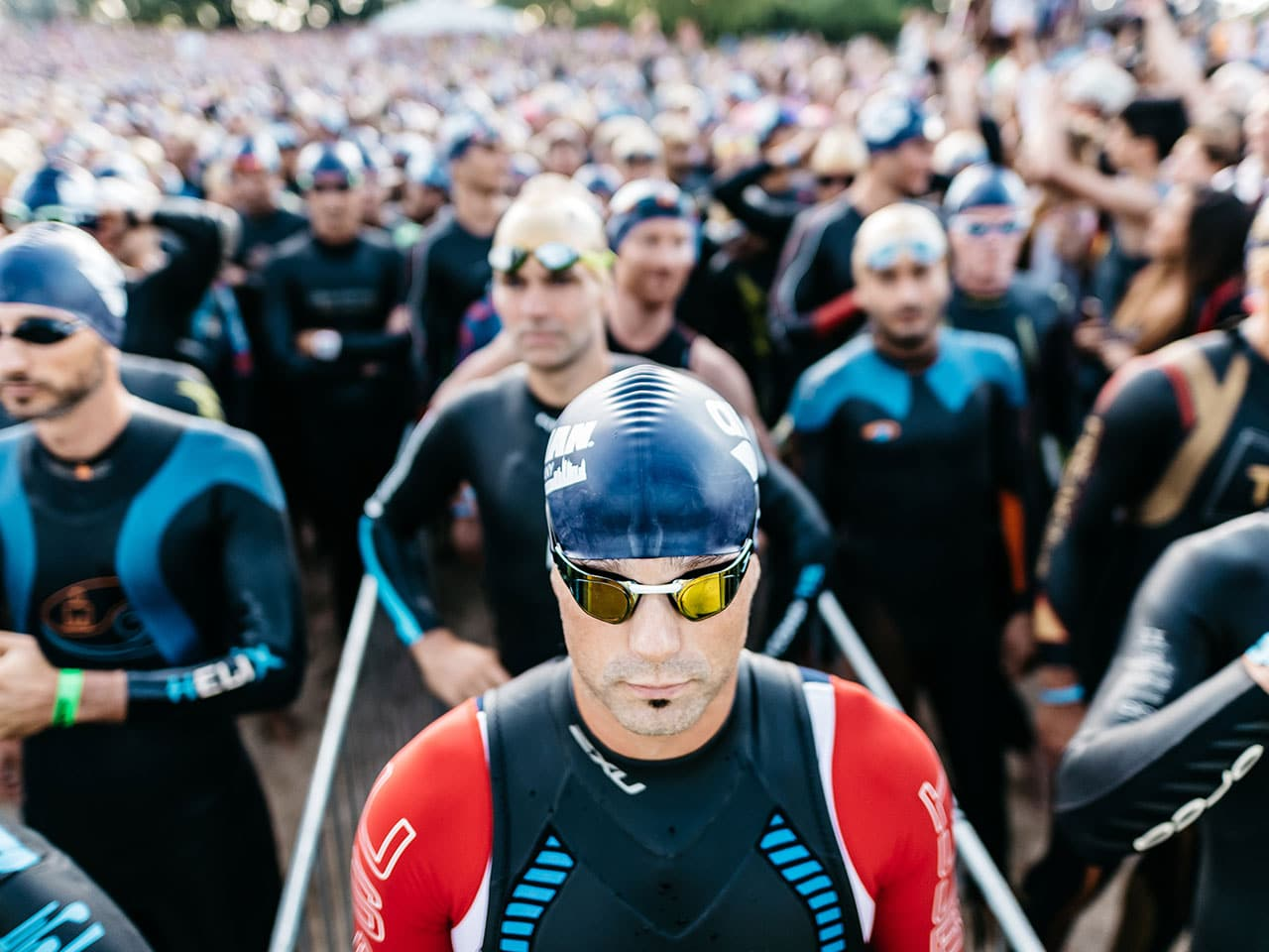 How to crack your first triathlon and not look like a beginner