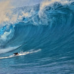 The Billabong Pro Teahupoo