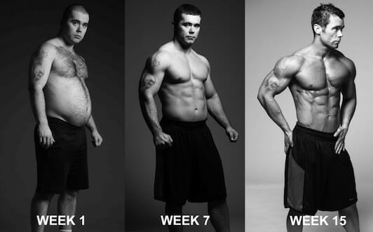 Ripped in 15 Weeks: You Can Do It
