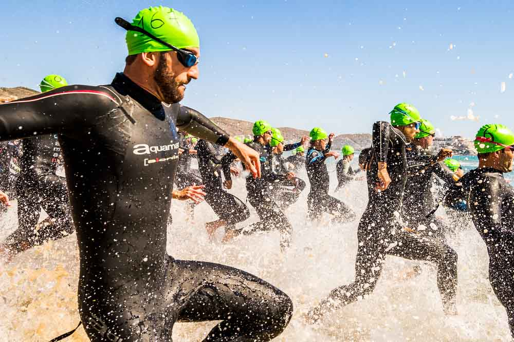 Triathlon Run Training: Get The Edge