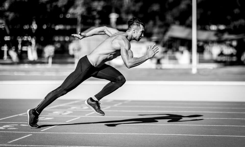 How to train like an olympic sprinter