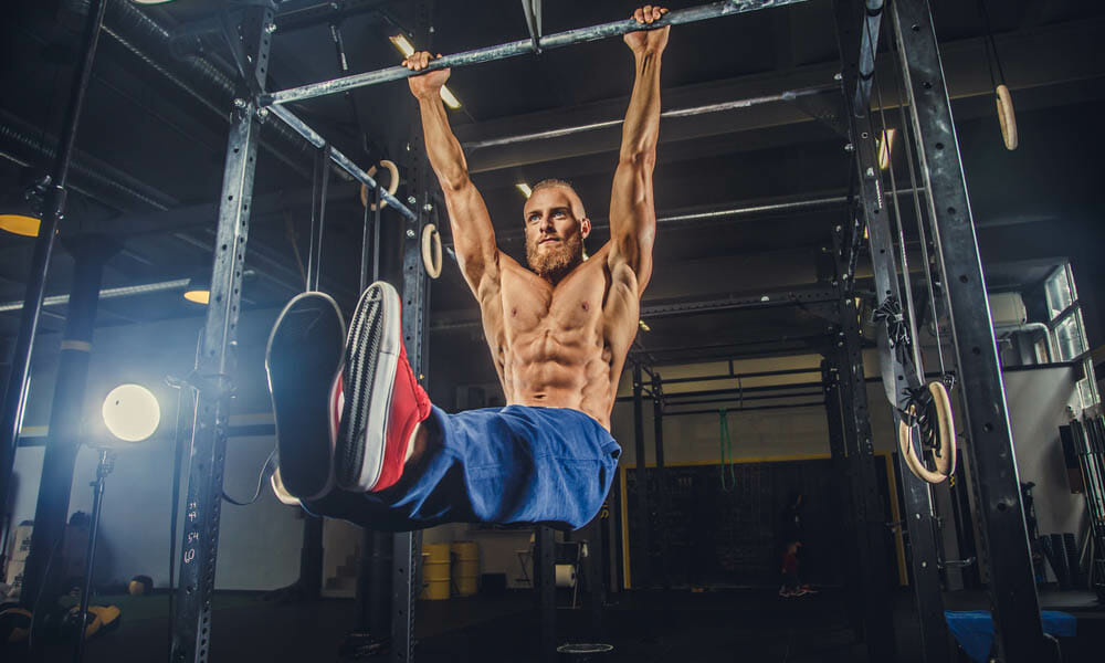 10 Brutal CrossFit Workouts