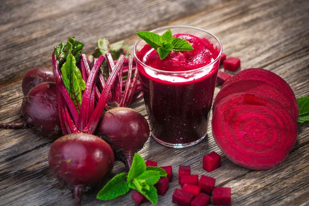 Want to Improve Endurance? Drink Beetroot Juice