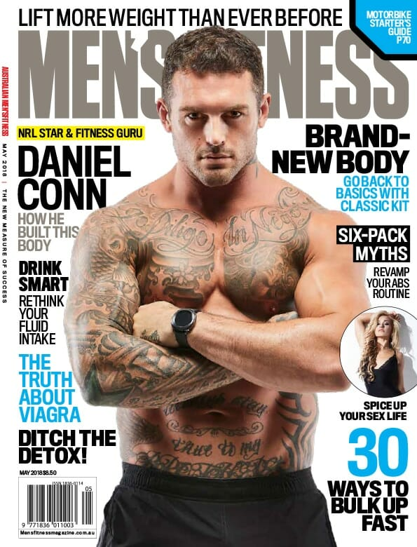 why subscribe to mens fitness