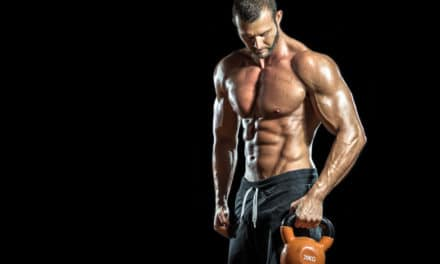 BUILD BIG ARMS USING KETTLEBELLS