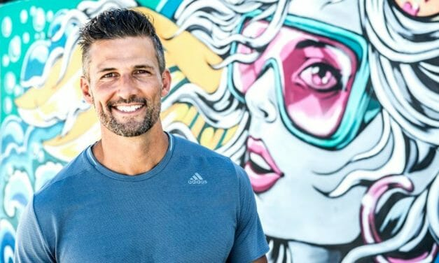5 minutes with City2Surf Ambassador Dr Tim Robards