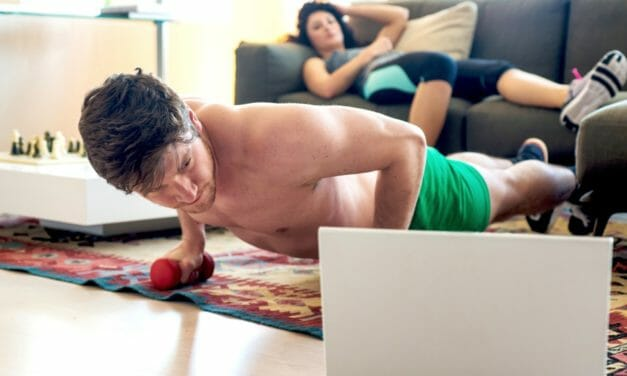 10 at-home workouts to build muscle in under 20 minutes