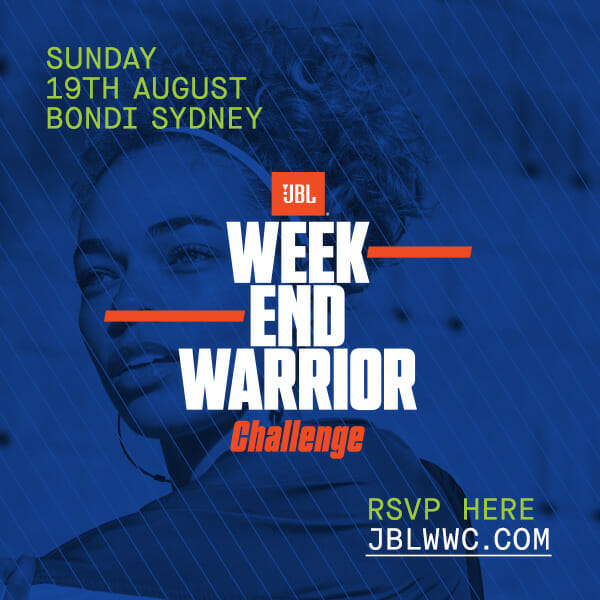 JBL Weekend Warrior Challenge