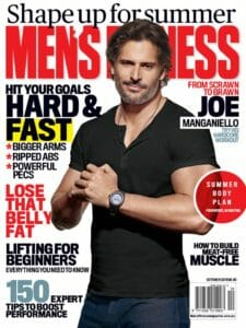 Mens Fitness Oct 18 Cover