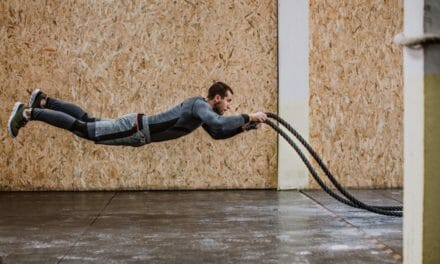 10 Full-Body Battle Rope Moves