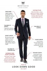 How to Look Damn Good in a Suit